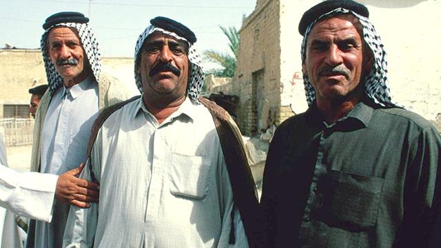 иракский диалект арабского языка